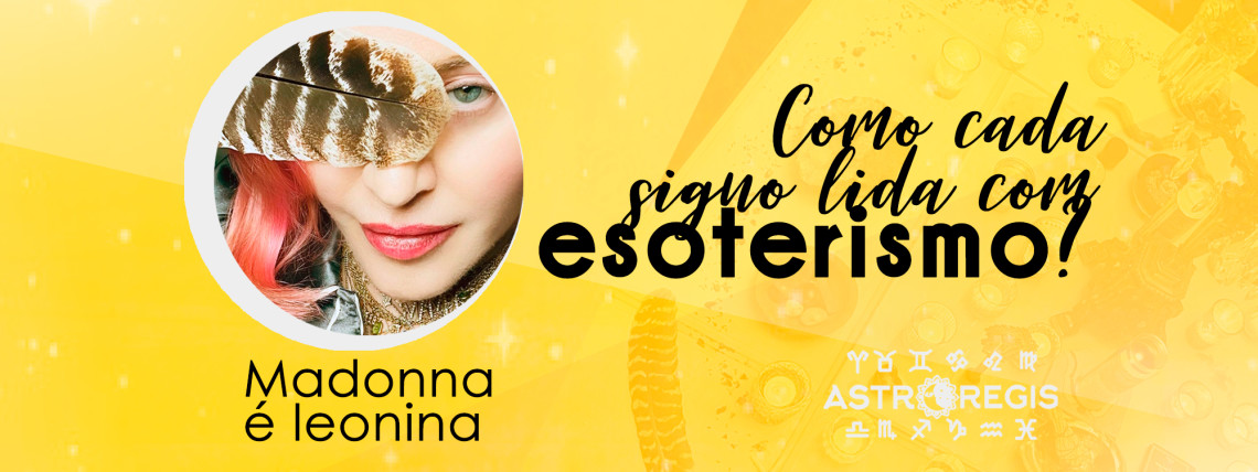 Madonna é Leonina - 20.11.20